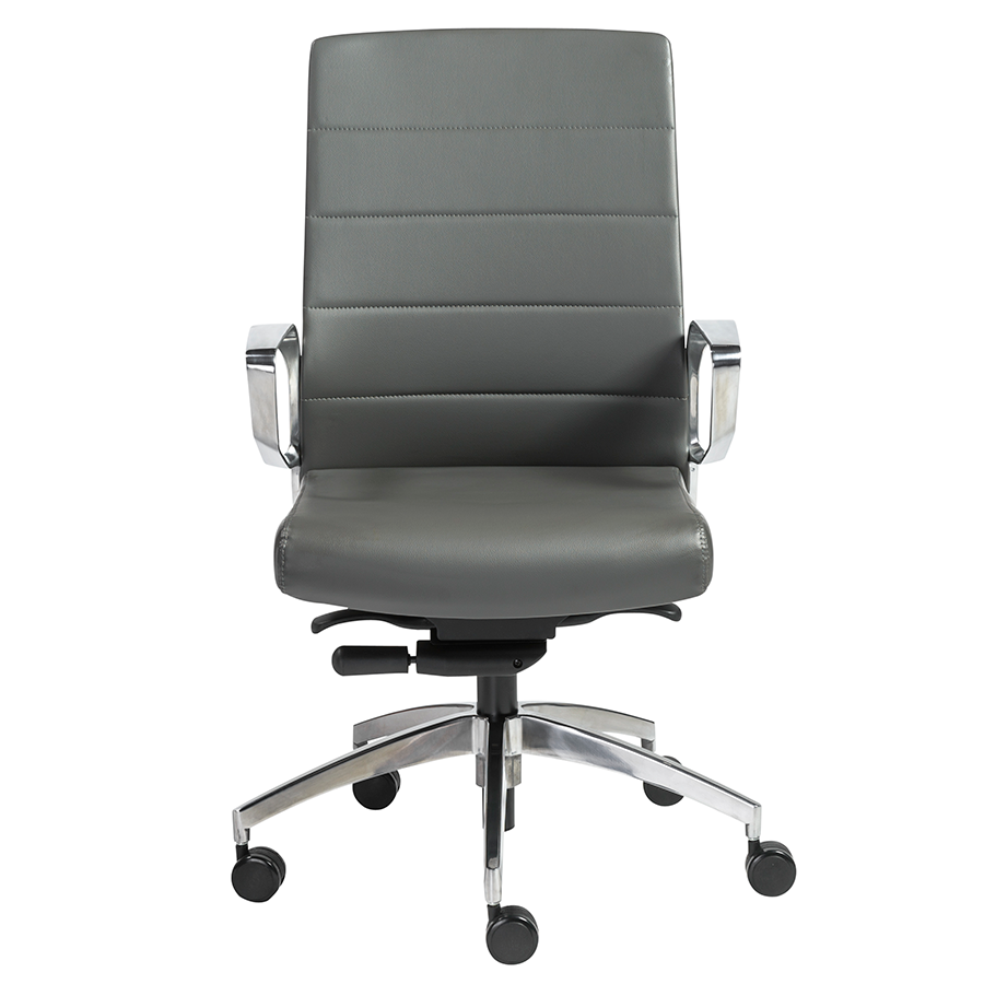 modern office chairs | gotan gray office chair | eurway