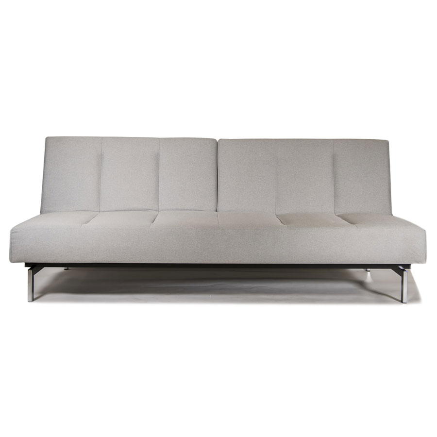 Granbury Modern Light Gray Sleeper Sofa Bed