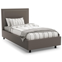 Granville Contemporary Kids Bed in Slate by Amisco