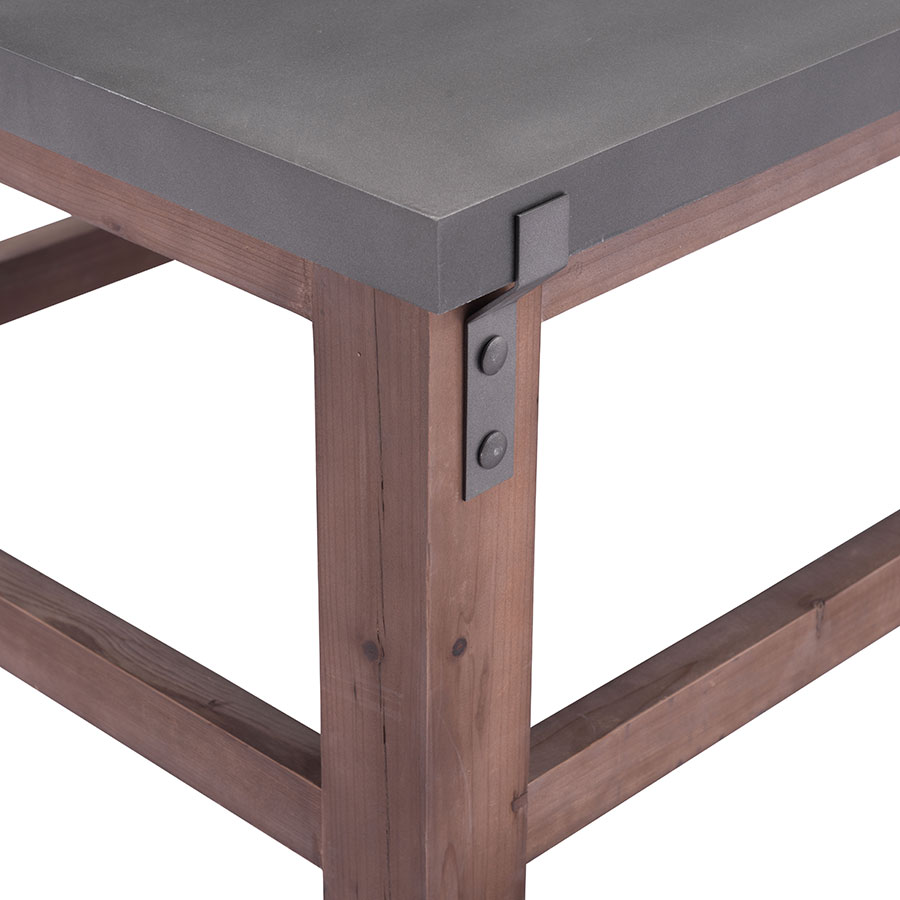 Greenland Modern Coffee Table Hardware Detail
