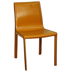 Grenada Modern Chestnut Dining Chair