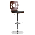 Halifax Barstool in Walnut