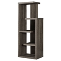 Hamilton Modern Dark Taupe Shelf