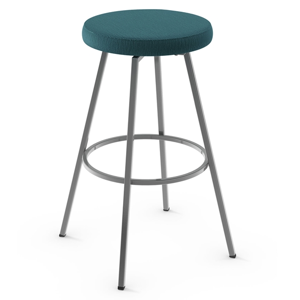 Hans Modern Swivel Bar Stool by Amisco
