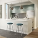 Hans Modern Counter Stools by Amisco