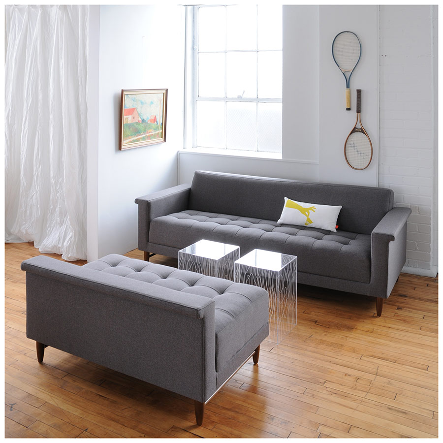 ... Harbord Modern Loft Bi-Sectional Sofa by Gus Modern - Configuration ... : gus jane loft bi sectional - Sectionals, Sofas & Couches
