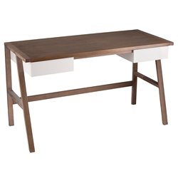 Hartford Contemporary Desk w/ Drawers