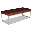 Hastings Mahogany Modern Coffee Table
