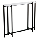 Hendricks Modern Slim Console Table