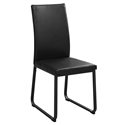 Herron Modern Black Dining Chair