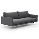 Modlfot Houston Modern Sofa in Orion Gray