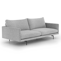 Modloft Houston Modern Sofa in Stargazer Gray