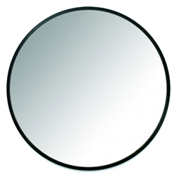 Hub 37 Inch Contemporary Wall Mirror by Umbra