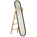 Hub Contemporary Floor Mirror by Umbra