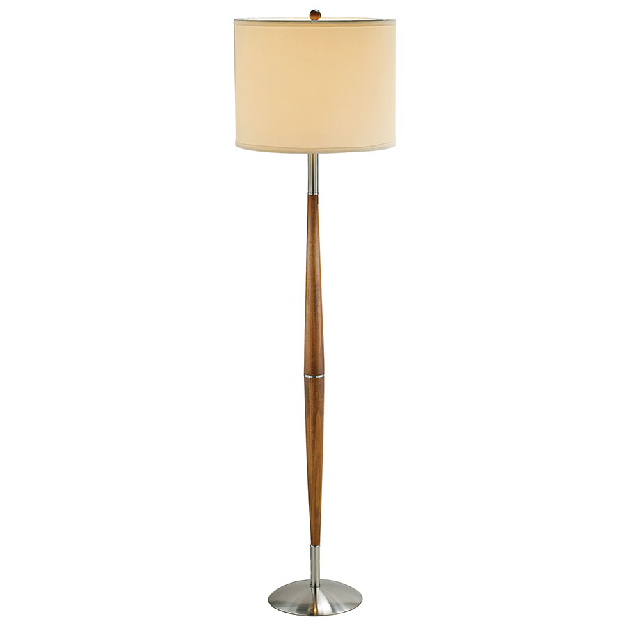 Hunter Modern Floor Lamp