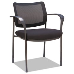 Inverness Modern Mesh Stacking Guest Chair