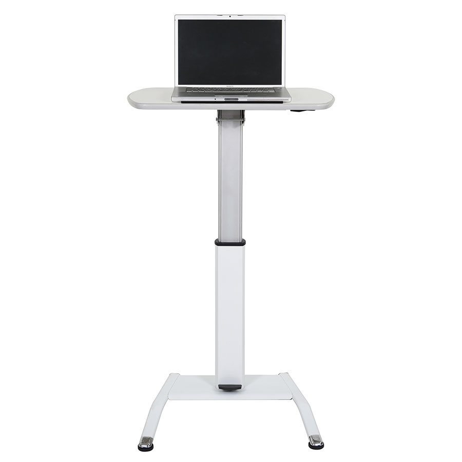 irvine modern laptop desk + lectern | eurway furniture