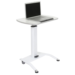 Irvine Modern Laptop Desk / Lectern