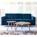 Jane Modern Sofa - Pictured With Metric Coffee Table