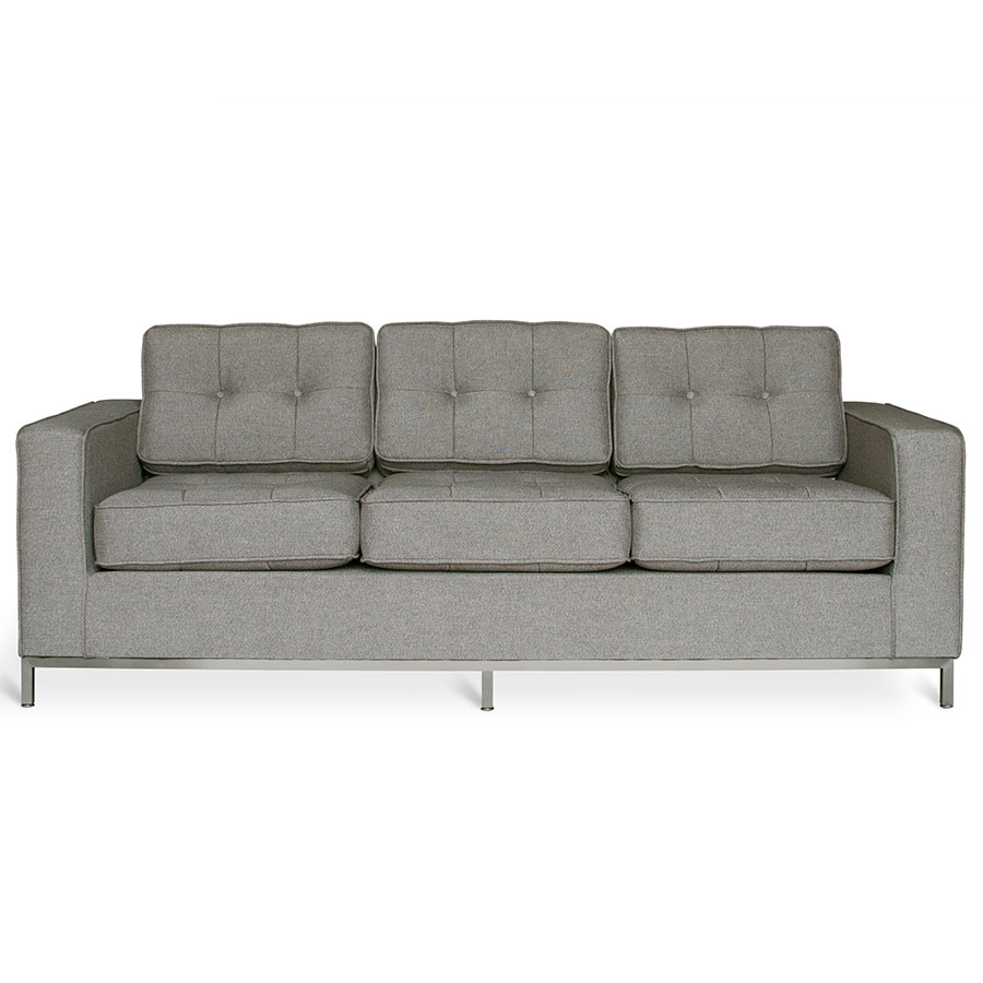 Jane Contemporary Sofa in Totem Storm