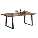 Jonah Rustic Contemporary Dining Table