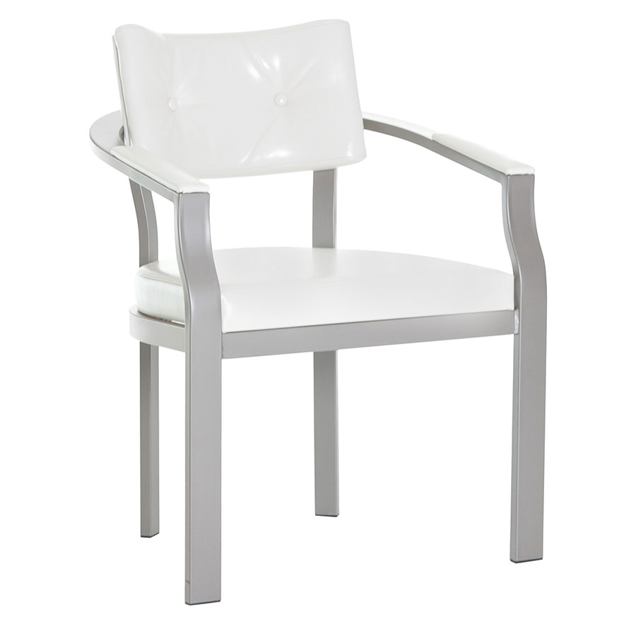 Jonas Contemporary Arm Chair by Amisco