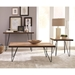 Juneau Rustic Contemporary Living Room Tables