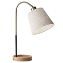Juno Modern Table Lamp w/ USB Charging Port