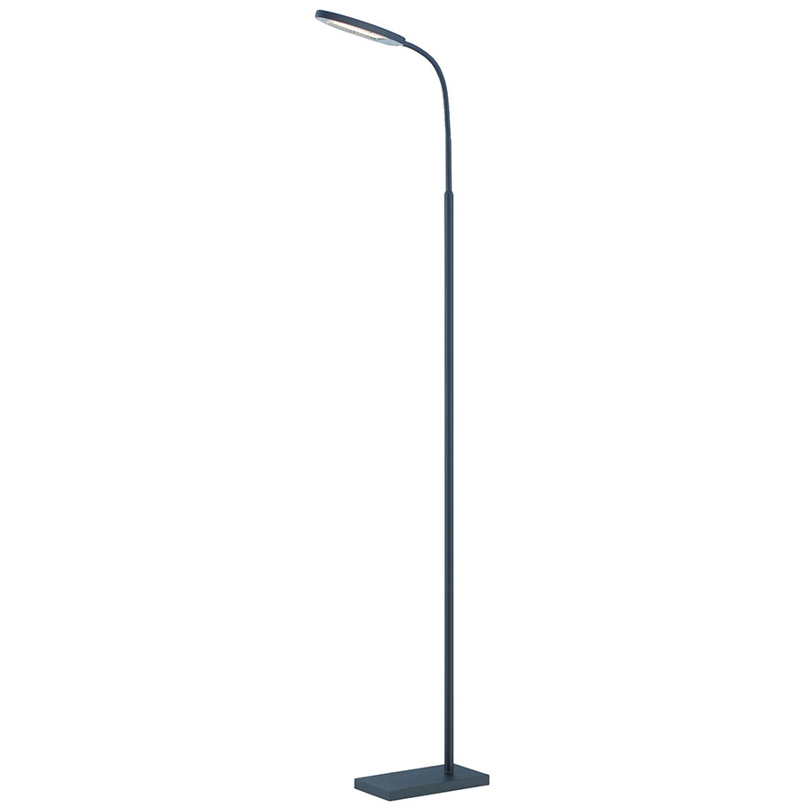 Modern floor lamps kamal led floor lamp eurway for Yumi led floor lamp