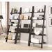Kelly Ladder Writing Desk Wall-Leaning Shelf