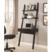 Kelly Ladder Desk Modern Wall-Leaning Shelf