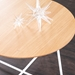 Kesler Modern End Table - Detail View