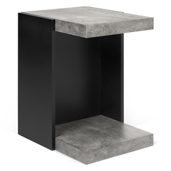 Klaus Contemporary Side Table by TemaHome