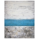 Kronos Modern Canvas Gallery Wrap Wall Art