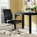 Ladera Contemporary Black Office Chair