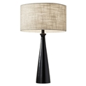 Lambert Modern Black Table Lamp
