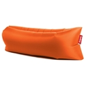Lamzac Orange Modern Lounger by Fatboy