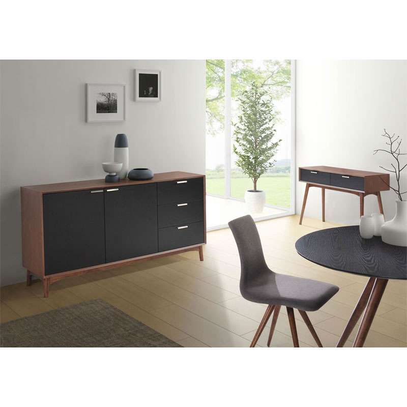 levinson modern console table buffet - Modern Console Tables