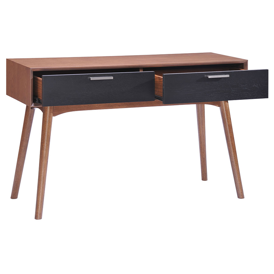 Levinson Modern Console Table; Levinson Modern Console Table   Drawer  Detail ...