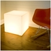 Lightbox Modern Side Table by Gus Modern