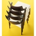 Lirica Contemporary Dining Chair by Domitalia