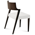 Lirica Dining Chair by Domitalia - Back View
