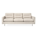 Logan Contemporary Sofa in Leaside Driftwood by Gus* Modern