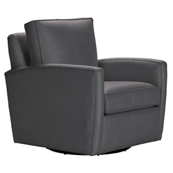 Lovett Modern Swivel Glider Chair