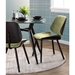 Lowery Modern Green Dining Side Chair