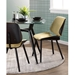 Lowery Modern Yellow Dining Side Chair