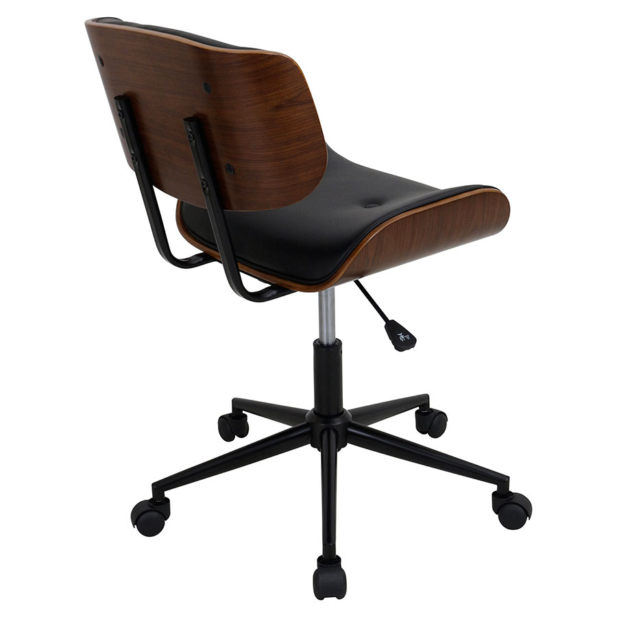 modern office chairs  lowery task chair  eurway -  lowery contemporary task chair
