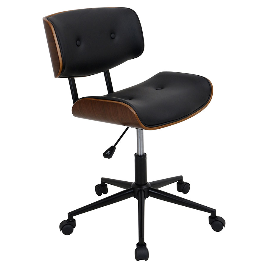 Lowery Mid-Century Modern Task Chair