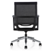 Maggie Black Contemporary Office Chair