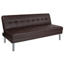 Magna Brown Modern Sleeper Sofa